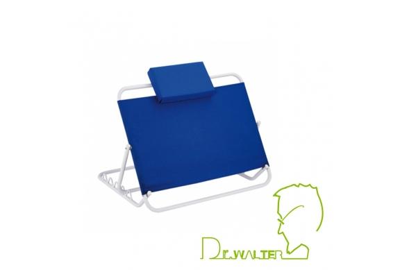 Blu Cuscino da massaggio per il bagno pigro migliora la circolazione del piede Rimuovi pelle morta del piede Riduce il dolore al piede cuscino per massaggio alla schiena