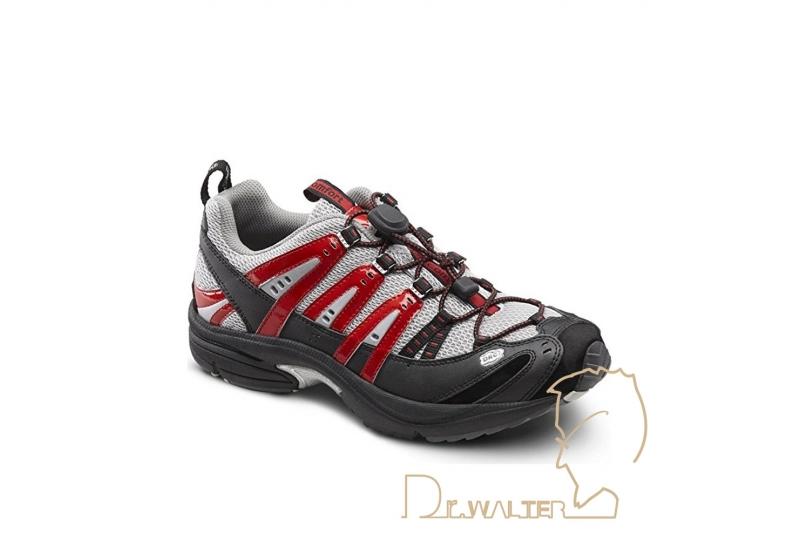 Dr. Comfort Scarpa uomo Performance sportiva con plantare estraibile ... f8a0425d232