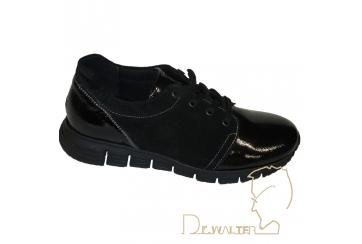 Ortholine Tecno 1707 scarpa donna predisposta con lacci