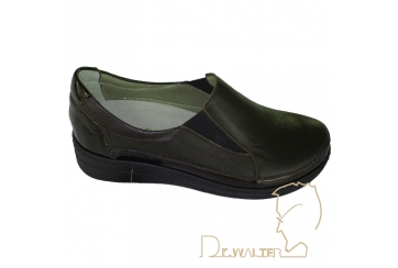 Ortholine Tecno 54014 scarpa donna predisposta ampia