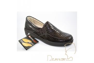 Ortholine Tecno 51051 scarpa donna con plantare straibile