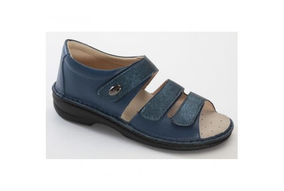 0062ccaae647e3 Goldstar 3733 sandalo donna con plantare estraibile tallone chiuso ...