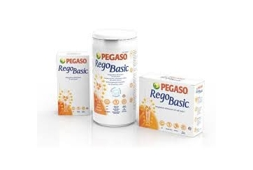 Pegaso Linea Alcalinizzante RegoBasic Integratore Alimentare 60 compresse