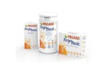 Pegaso Linea Alcalinizzante RegoBasic Integratore Alimentare 250 gr