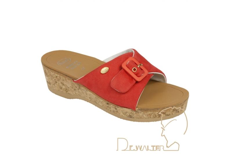 buy online a6b6b f9716 Scholl WAPPY ciabatta donna zeppa sughero - Centro del piede ...