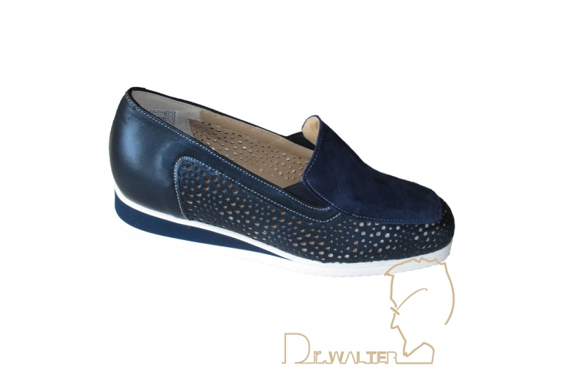 Ortholine 369 scarpa donna ortostatica zeppa - Centro del piede Online 42742abad97