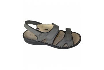 Ortholine Tecno U0144 sandalo uomo predisposto regolabile
