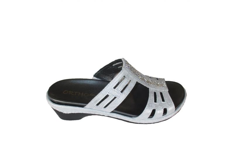 Ortholine 19027 sandalo donna plantare estraibile - Centro del piede ... 4316062148d