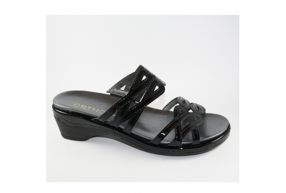 Ortholine 19033 sandalo donna plantare removibile comfort - Centro ... 629fb1fbc74