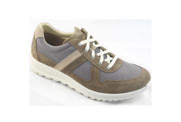 Ecosanit Codroipo scarpa da uomo predisposta casual con lacci