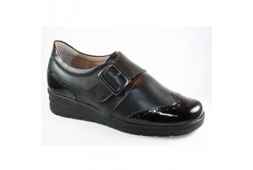 Calzaturificio F.lli Tomasi Nicoletta scarpa donna comoda plantare estraibile linea Camminare è Vivere