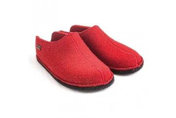 Haflinger Flair Smily 311013 pantofole unisex feltro