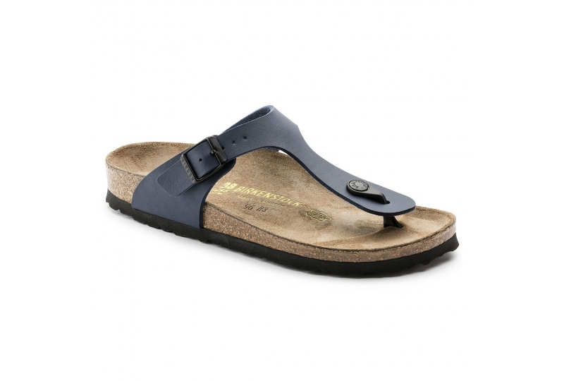 hot sales 7c933 22437 Birkenstock Gizeh Birko Flor infradito donna colore Black ...