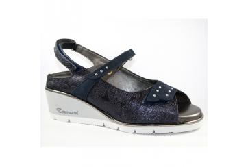 Calzaturificio F.lli Tomasi Mod. Kendal sabot sandalo donna comodo plantare morbido estraibile