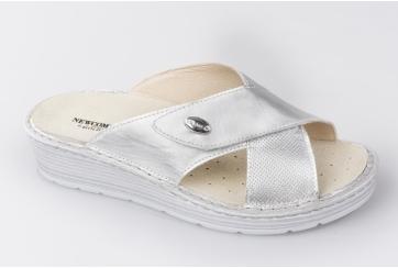Goldstar Newcomfort 34799 sandalo donna fasce incrociate plantare morbido estraibile