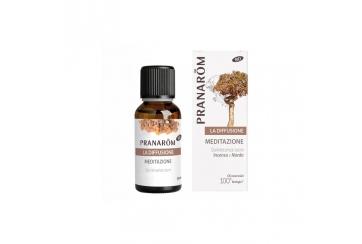 Pranarom Diffusion fragranza Meditation olio essenziale