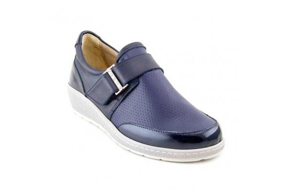 Tecnosan 508085 scarpa da donna predisposta elasticizzata dita sensibili