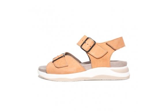 Calzaturificio F.lli Tomasi Mod. Bonita sandalo da donna nabuk sostenitivo