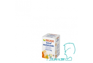 Pegaso Total Melatonin 180 compresse