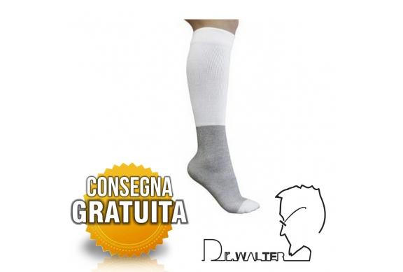 Gambaletto per piede diabetico Eustatic - set di 3 paia