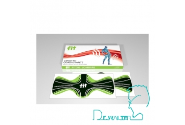 FIT Patch Cerotto Energetico Far Infrared Technology FIT006 Lombare